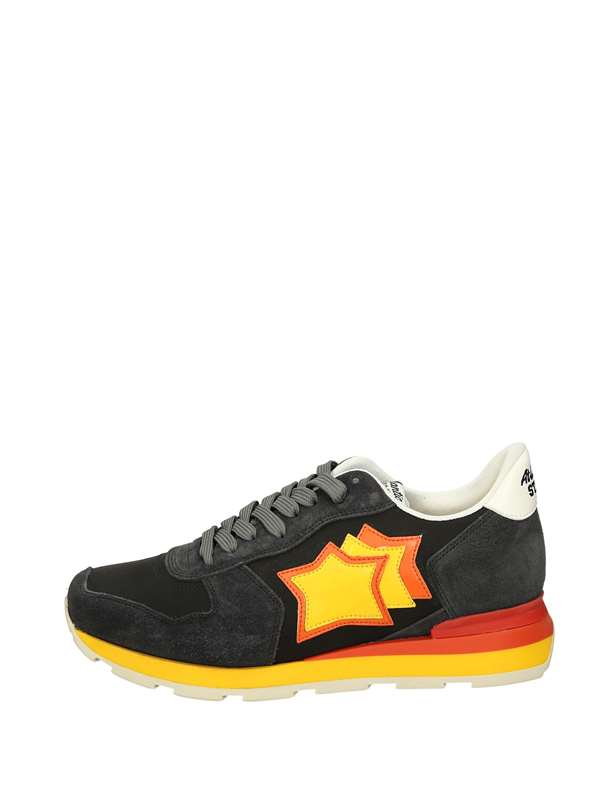 Atlantic Stars Sneakers Basse  Nero