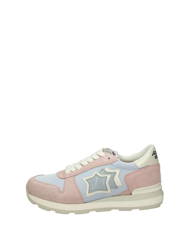 Atlantic Stars Sneakers Basse  Rosa