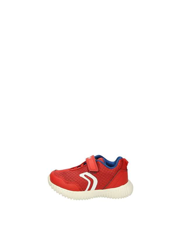 Geox Sneakers Basse  Rosso