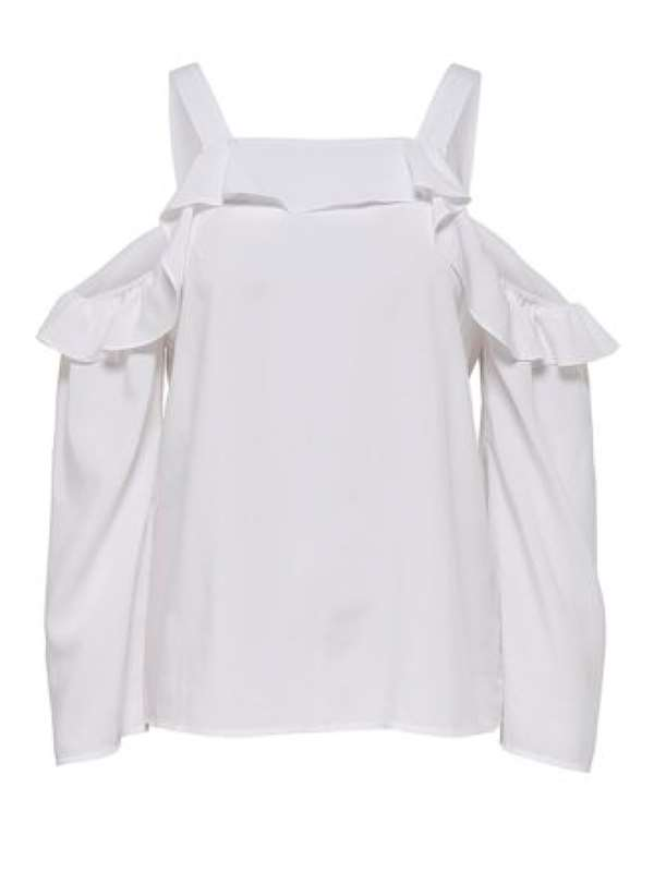 Only Blusa Bianca