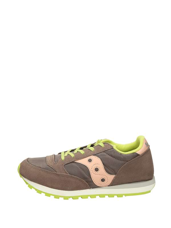 Saucony Sneakers Basse  Marrone Rosa