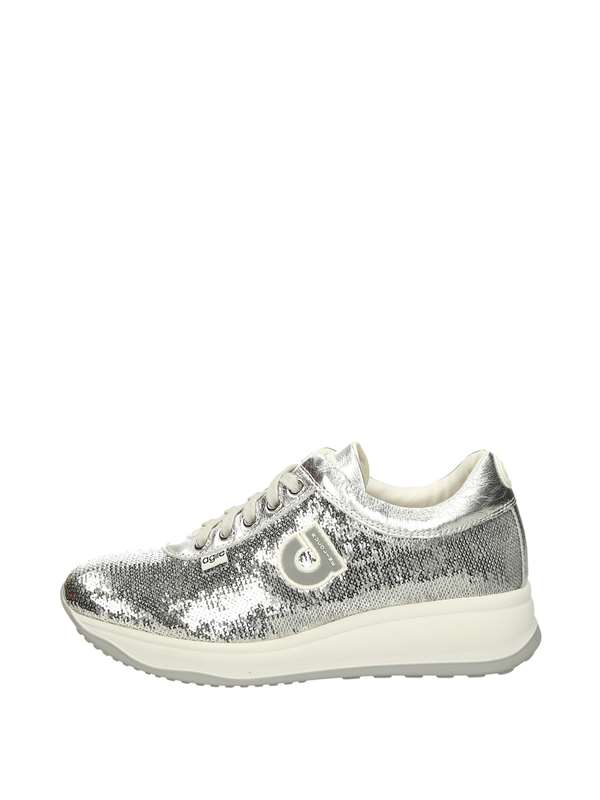 Rucoline Agile Sneakers Basse  Argento