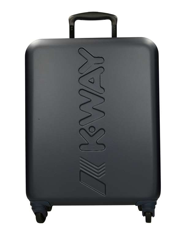 K-way Trolley Cabina 20cm Blu