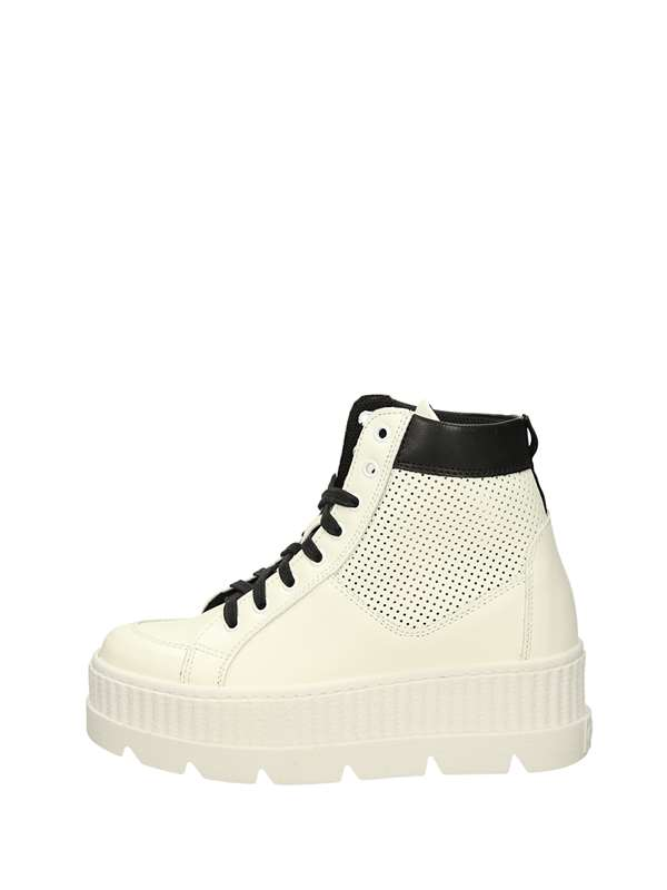 Cr03 Sneakers Alte Bianco