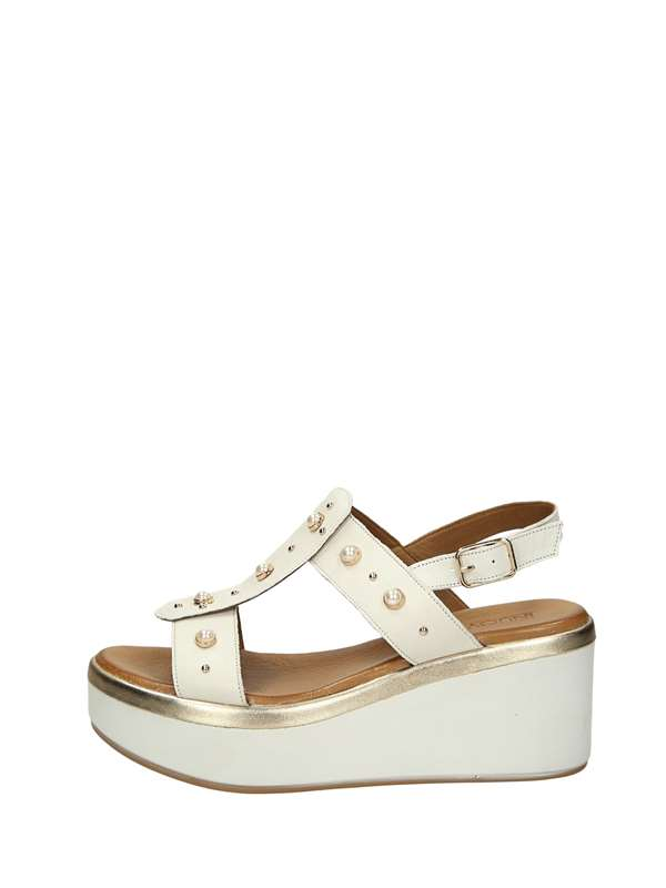 Inuovo Wedge sandal White
