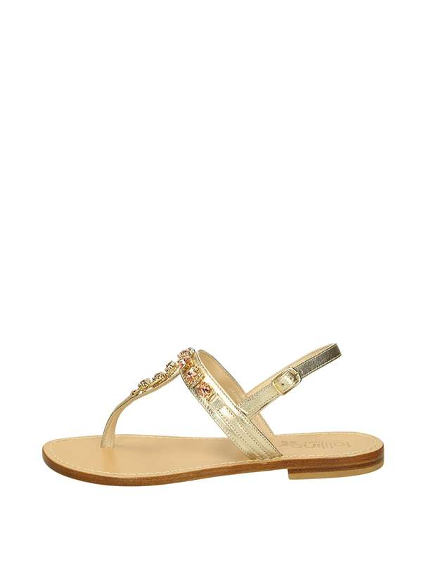 Lalilina Sandals Platinum