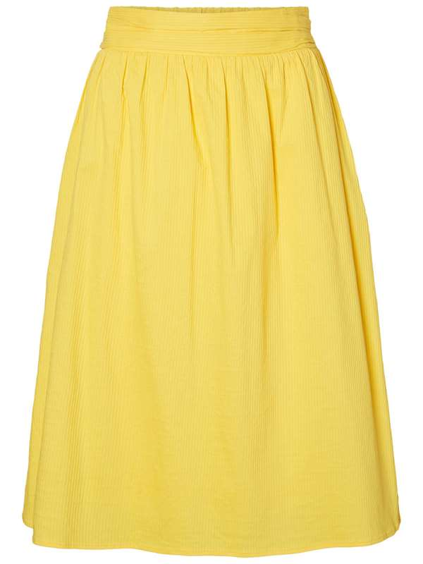 Vero Moda Gonna Giallo