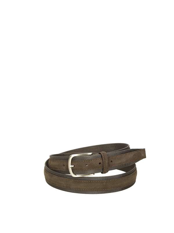 Peppe 'o Piezzo Belts Brown