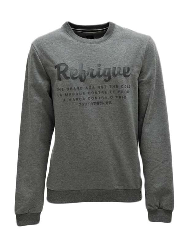 Refrigue Sweatshirt Grey