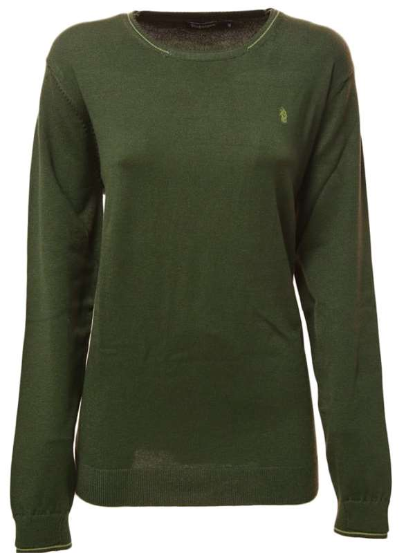 Refrigue Sweater Green