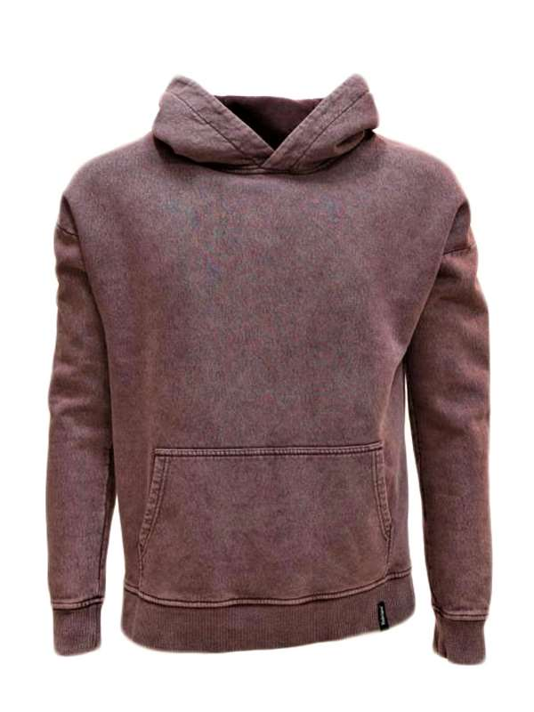 Refrigue Sweatshirt Bordeau