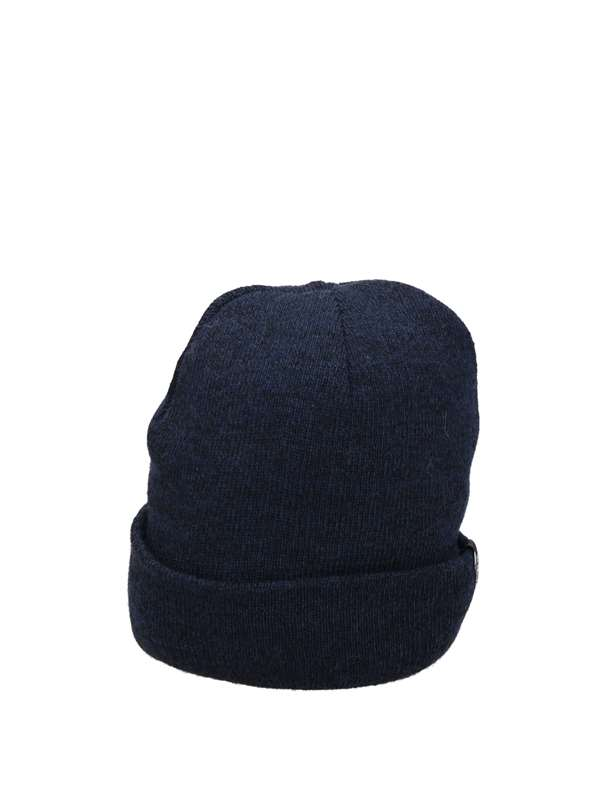 Refrigue Cappello  Nero Blu