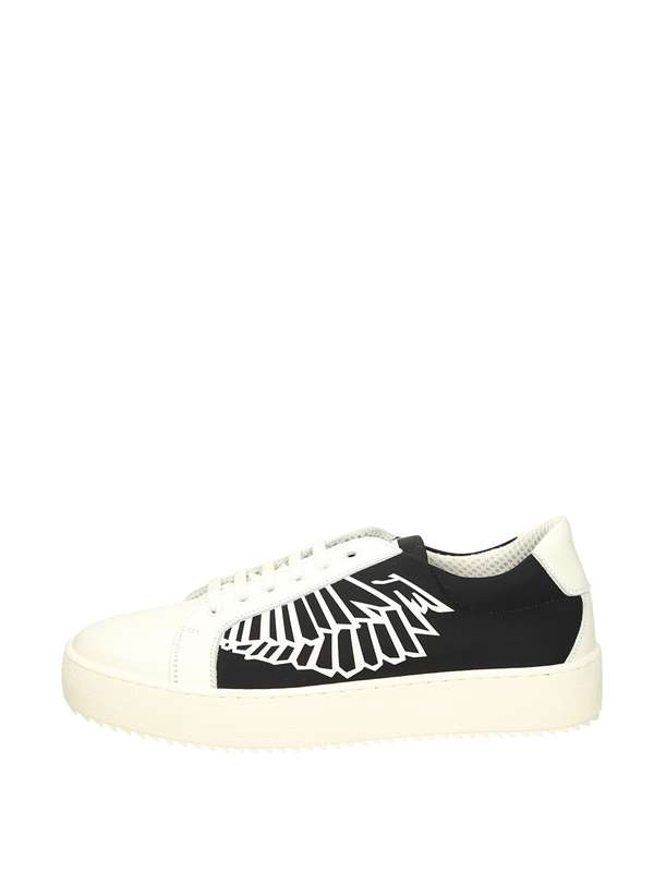 Brian Mills Low Sneakers white