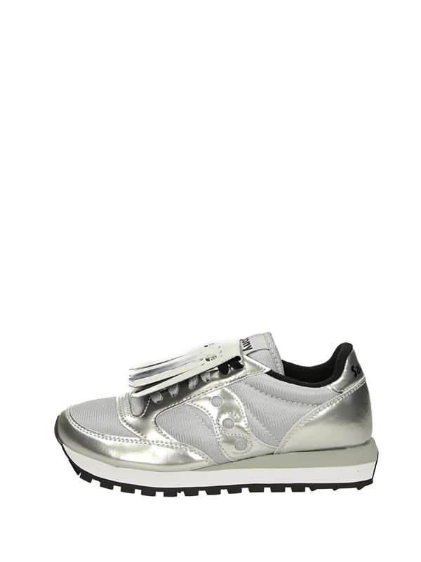 Saucony Low Sneakers Silver