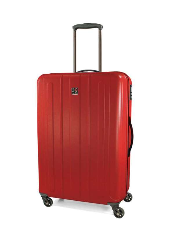 Roncato Medium Trolley Red