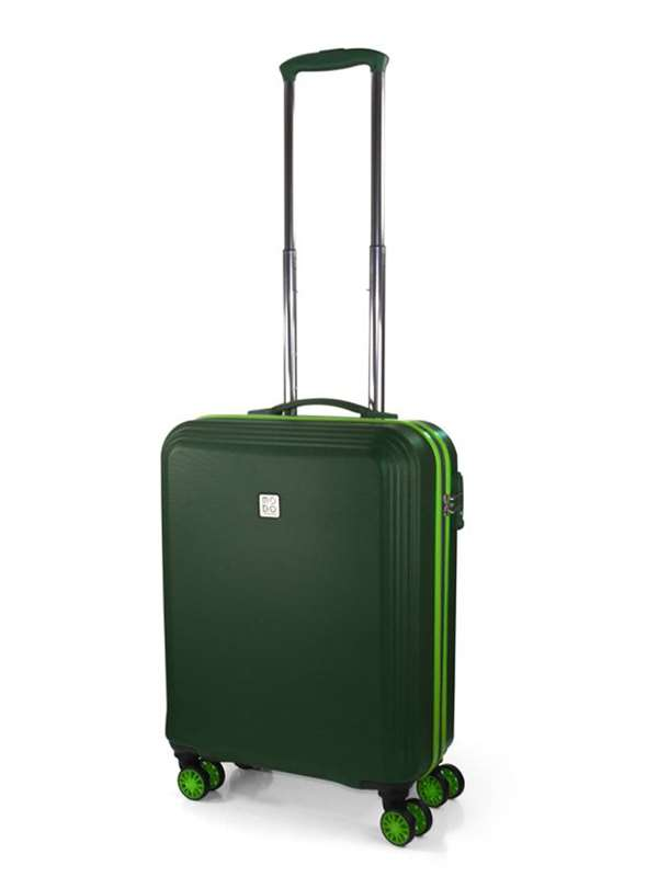 Roncato Trolley Cabin 20cm Green