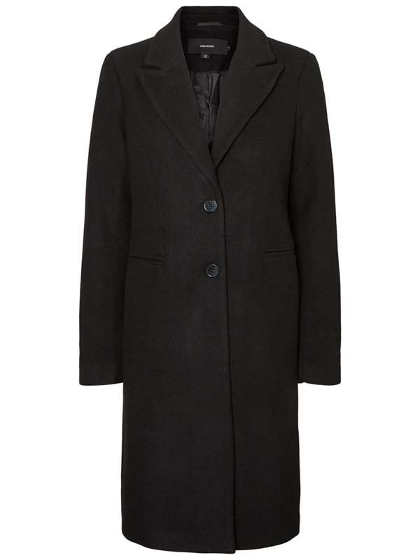 Vero Moda Coat Black