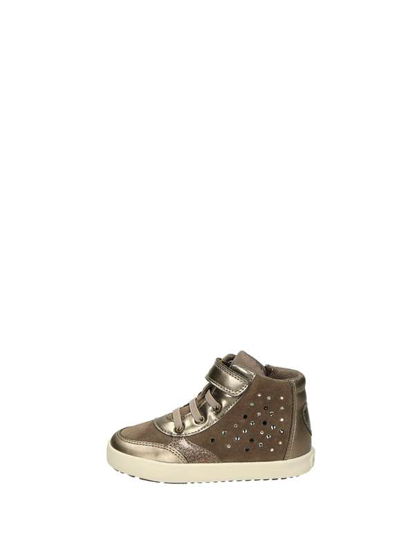 Geox High Sneakers Beige