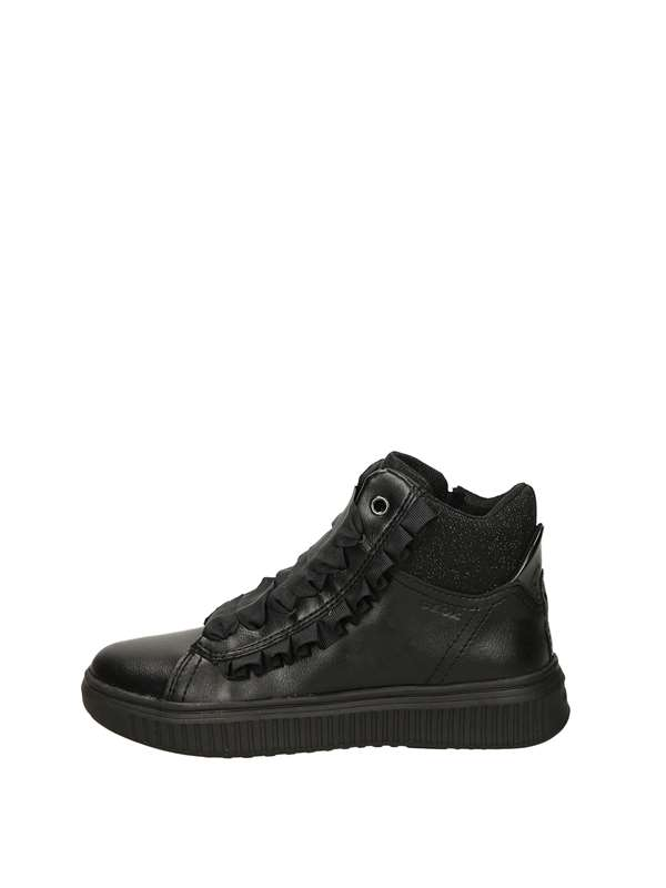 Geox High Sneakers Black