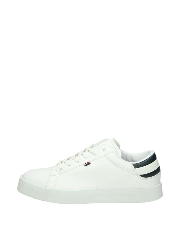 Tommy  Hilfiger Sneakers Basse  Bianca