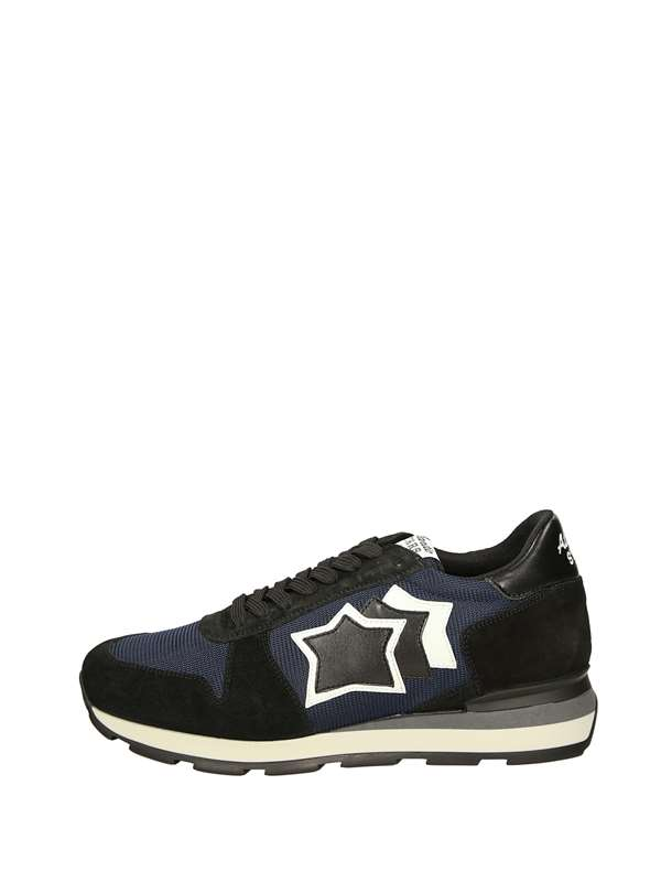 Atlantic Stars Low Sneakers Blue