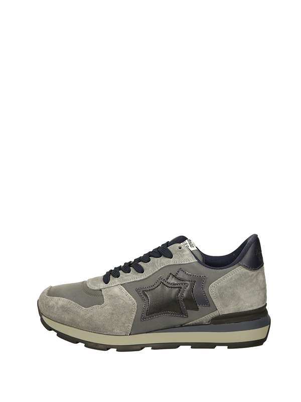 Atlantic Stars Low Sneakers Grey