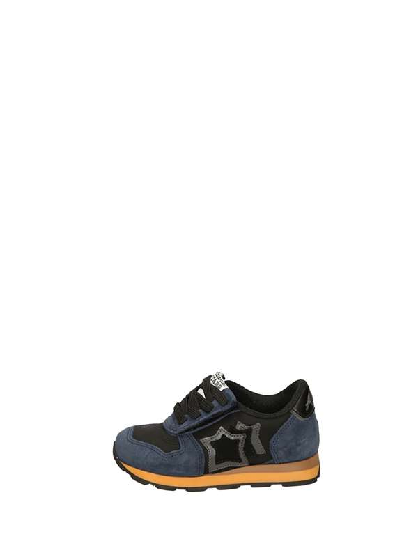 Atlantic Stars Tear sneakers Black