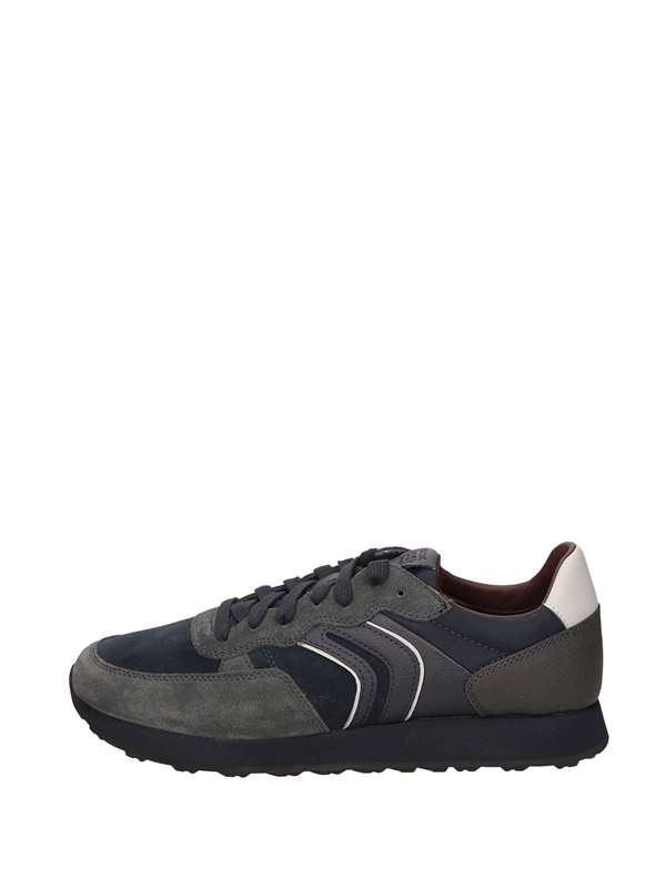 Geox Low Sneakers Anthracite
