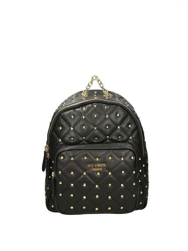 My Twin Twinset Backpack Black