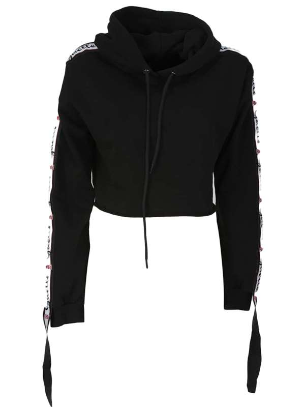 Gaelle Paris Sweatshirt Black