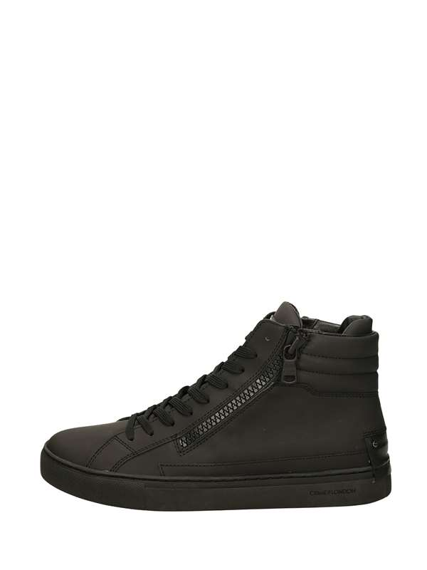 Crime London High Sneakers Black