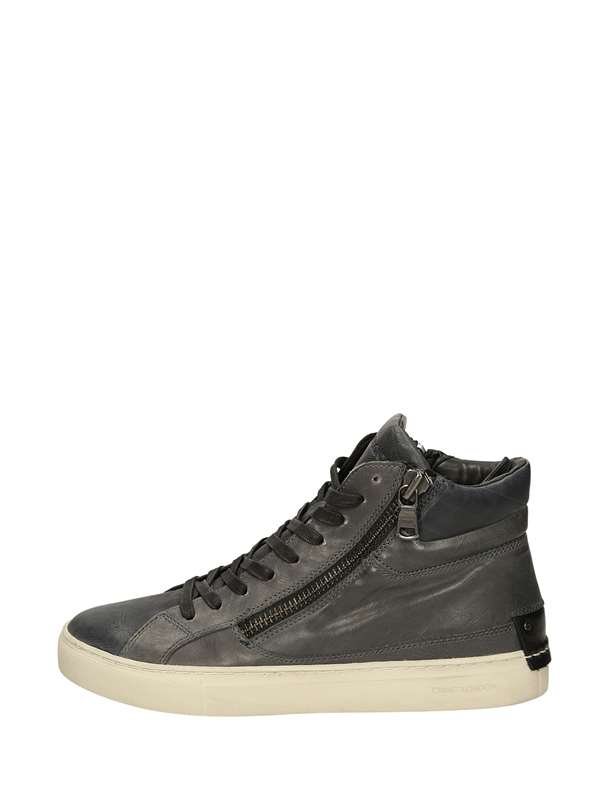 Crime London High Sneakers Anthracite