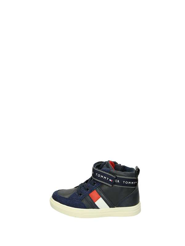 Tommy  Hilfiger High Sneakers Blue