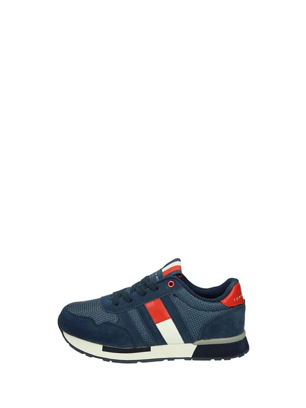 Tommy  Hilfiger Low Sneakers Blue