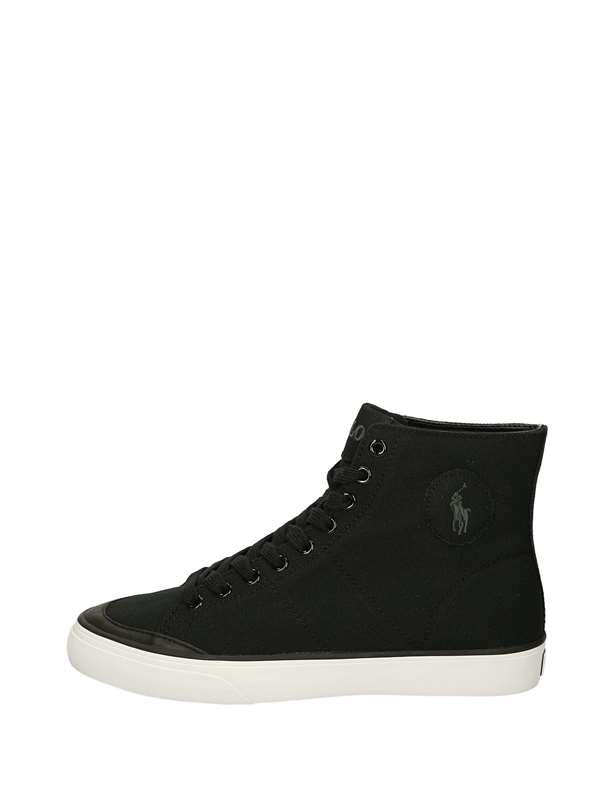 Polo Ralph Lauren Sneakers Alte Nero