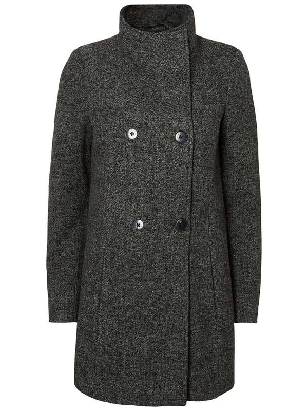 Vero Moda Coat Anthracite