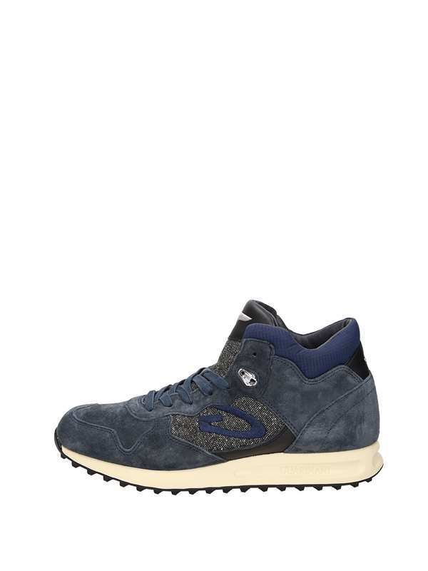 Guardiani High Sneakers Blue
