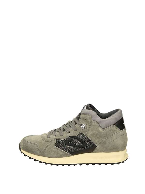 Guardiani High Sneakers Grey