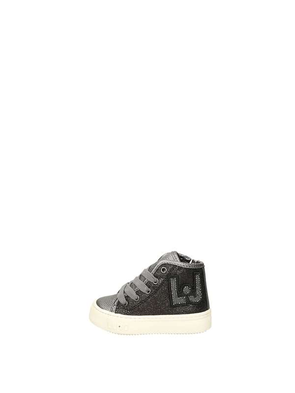 Liu Jo Girl Sneakers Alte Antracite