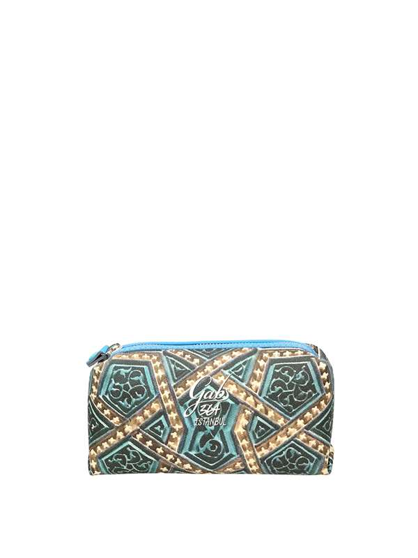 Gabs Clutch Blue