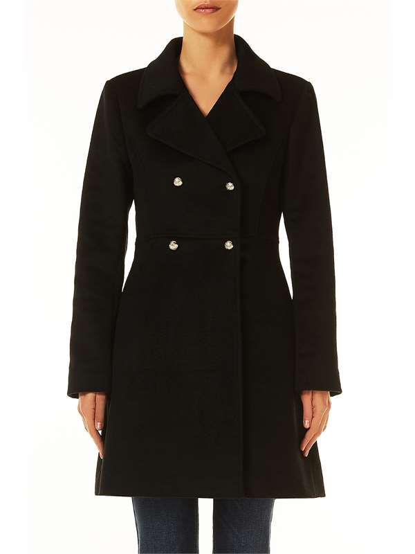 Liu Jo Coat Black
