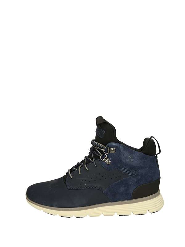 Timberland High Sneakers Blue