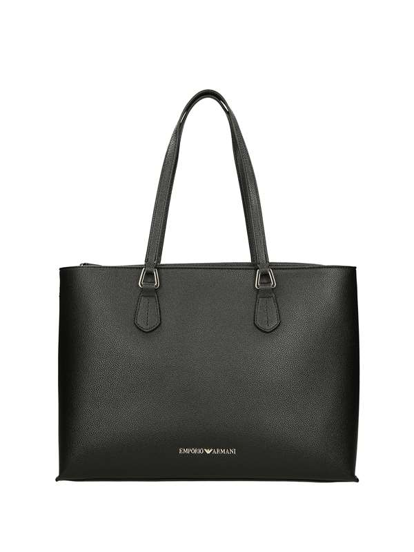 Emporio Armani Shopping Nero