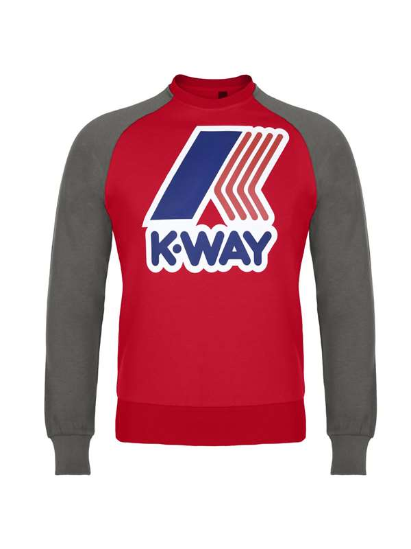 K-way Sweatshirt Red