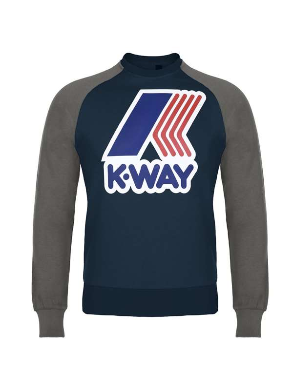 K-way Sweatshirt Grey