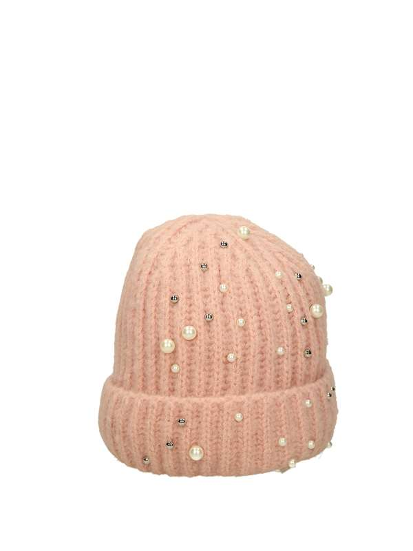 Pieces Cappello  Rosa