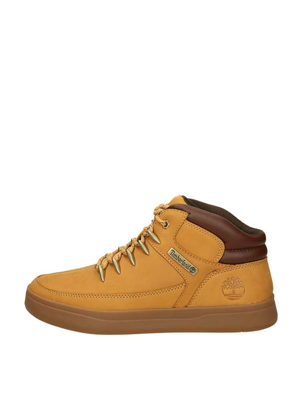 Timberland Sneakers Alte Gialla