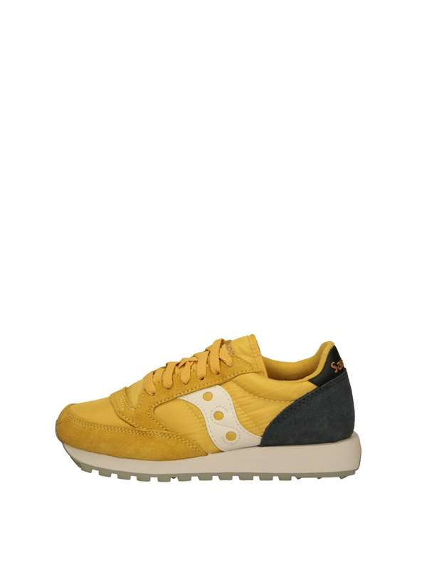 Saucony Low Sneakers Yellow blue