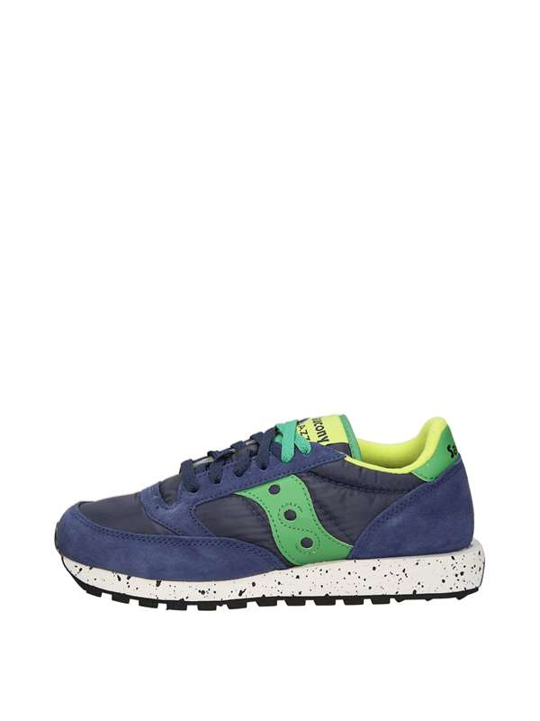 Saucony Low Sneakers Dark green
