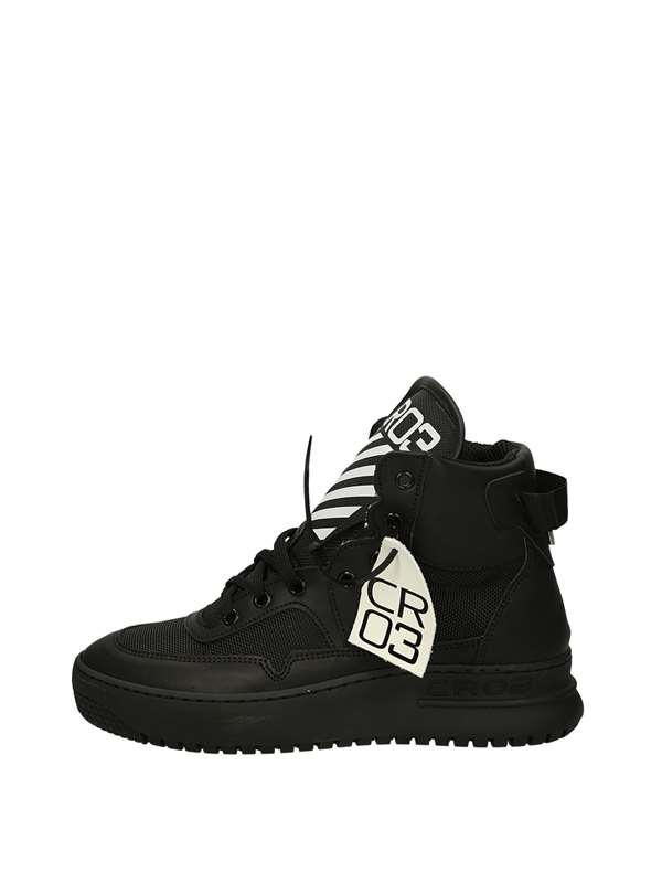Cr03 High Sneakers Black